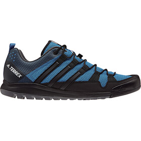 adidas TERREX Solo - Chaussures Homme - noir/turquoise